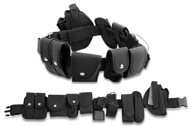 "5 x Ex Police Belt Pouch For 2/"" Kit Belt Qty 5 Supplied"
